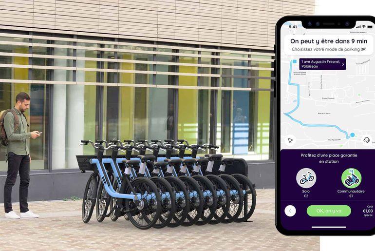 Zoov revisite les vélos en libre service
