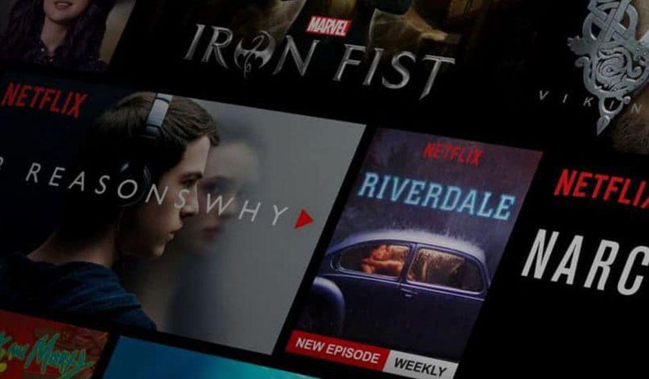 données utilisateurs Netflix