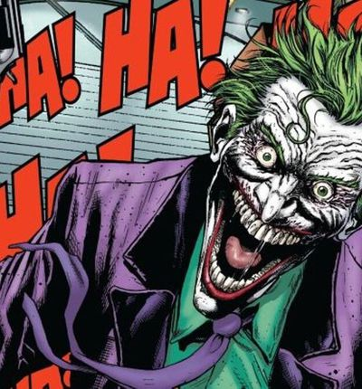 le joker super vilain dc comics batman