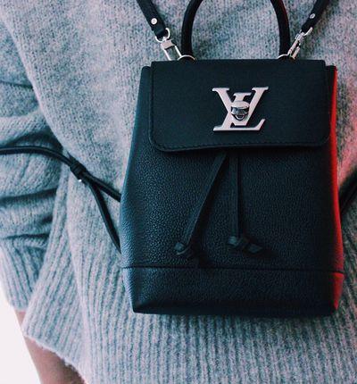 Aperçu d'un sac Louis Vuitton.