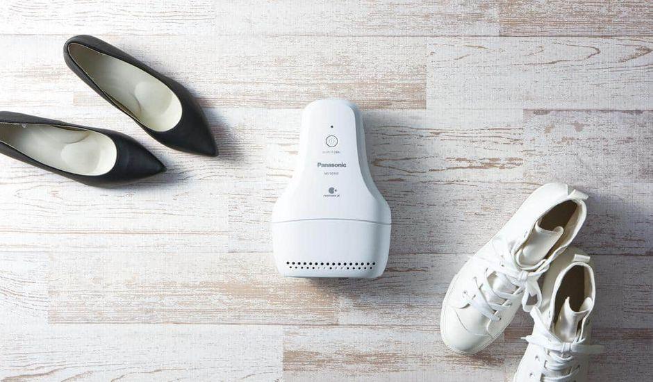 Panasonic lance son déodorant pour chaussures, le MS-DS100