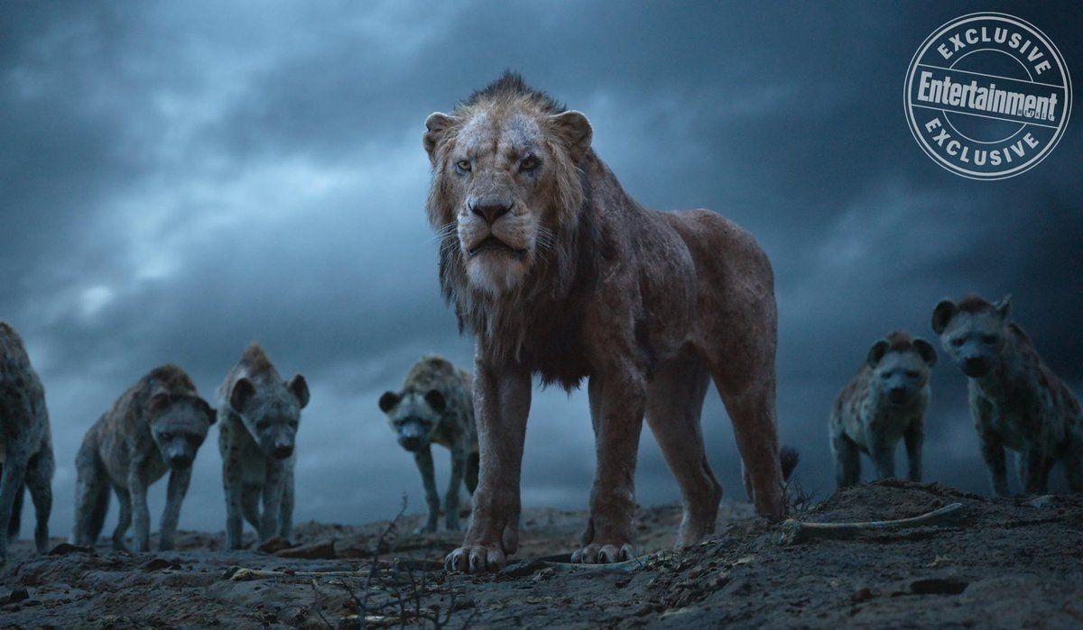 le roi lion film 2019 disney scar