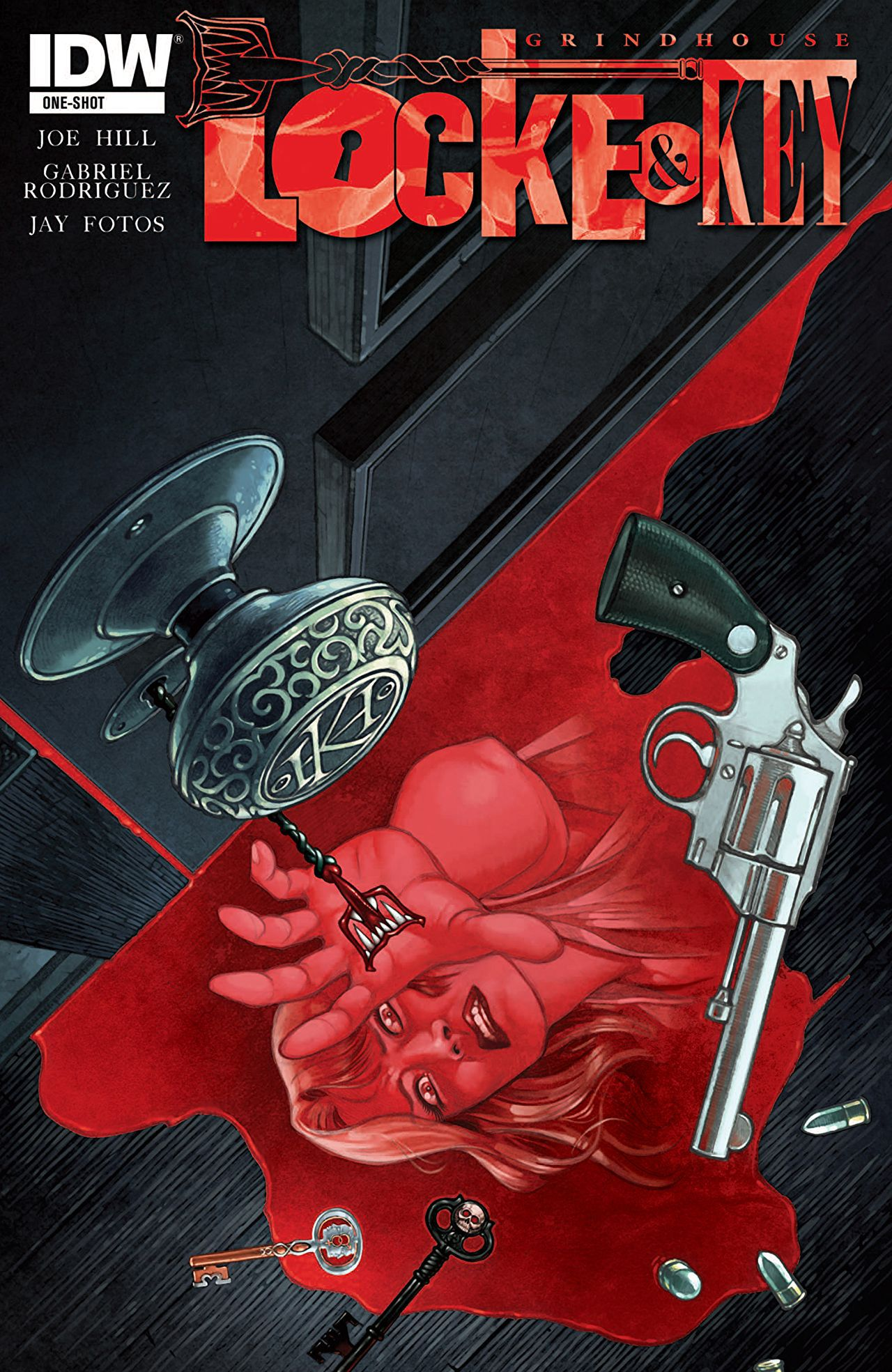 Nouveau comics Locke and Key