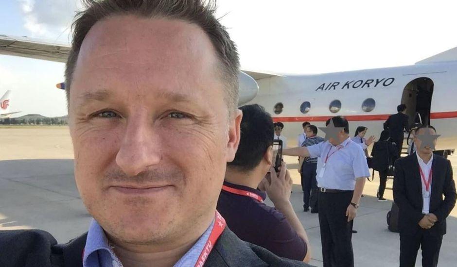 L'ambassadeur du Canada en Chine a rendu visite au détenu canadien.