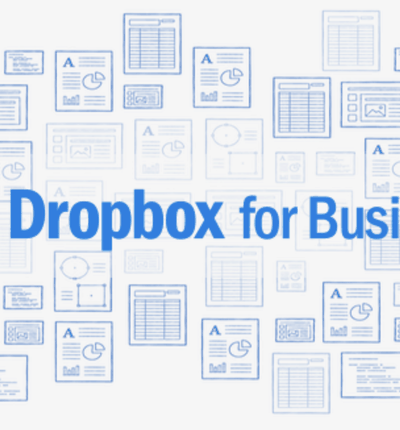 Logo de Dropbox for Business