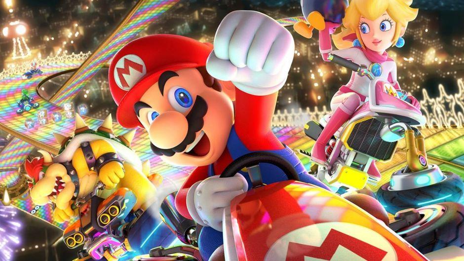 Près de 124 millions de téléchargements — Mario Kart Tour