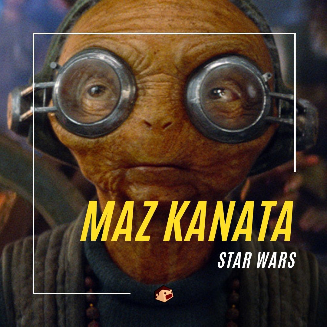 maz kanata star wars épisode 7