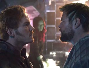 Thor Love Thunder Chris Pratt Star-Lord
