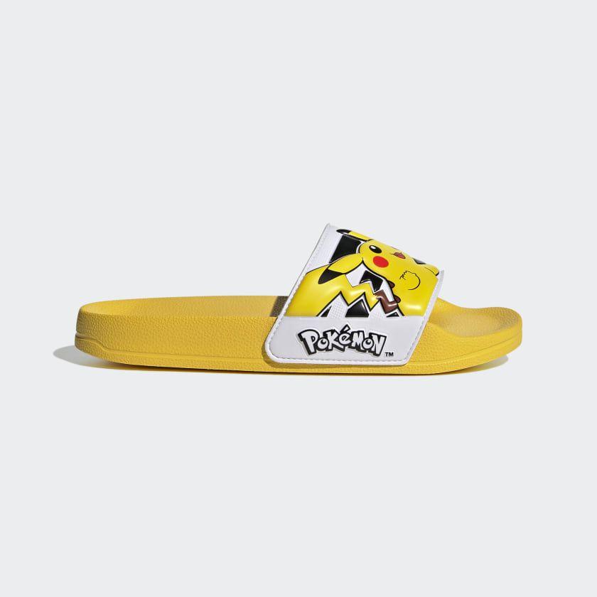 Claquettes Adidas Pikachu