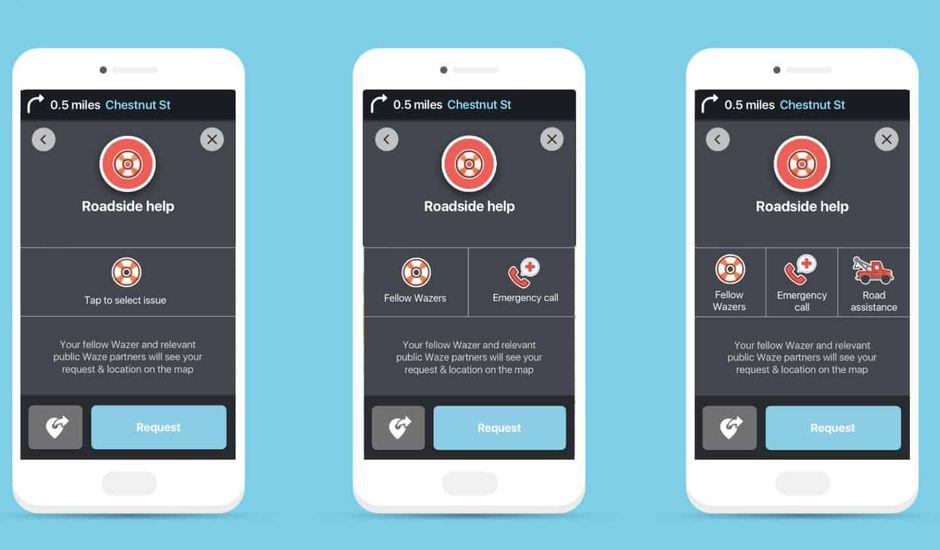 Waze va vous permettre de contacter une dépanneuse directement dans l'application