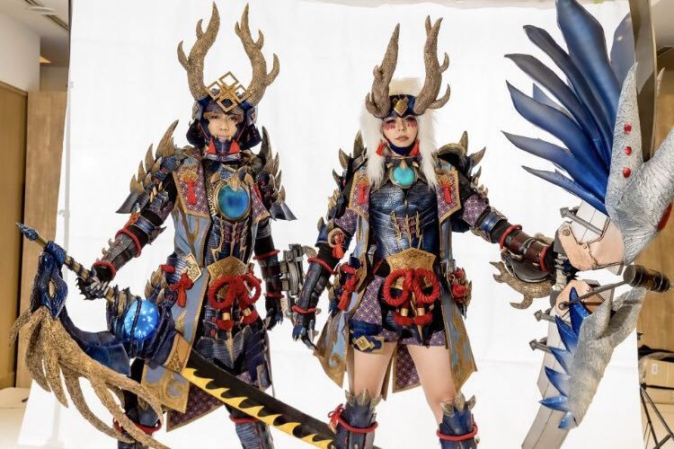 Le cosplay qui a gagné le World Cosplay Summit 2019