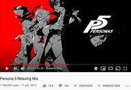 youtube Capture écran d'une vidéo proposant la fonctionnalité des chapitres