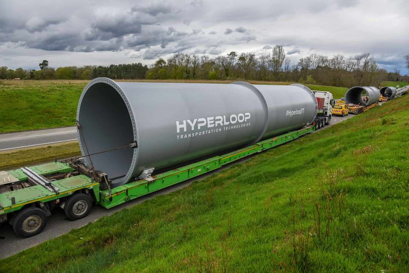 Hyperloop Transportation Technologies s'installe à Toulouse