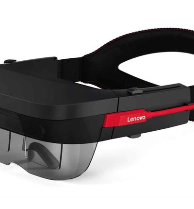 Lenovo lance un casque de VR.