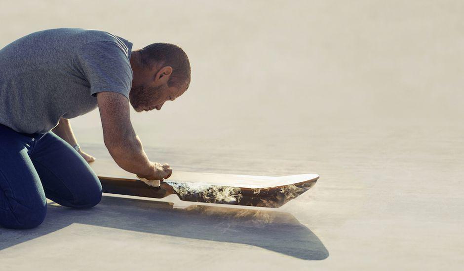 hoverboard de lexus