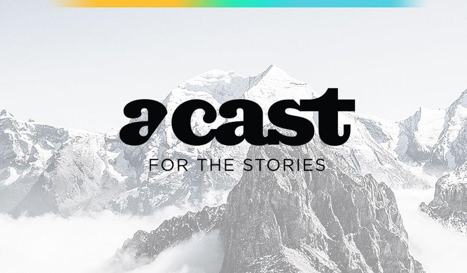 Logo Acast.