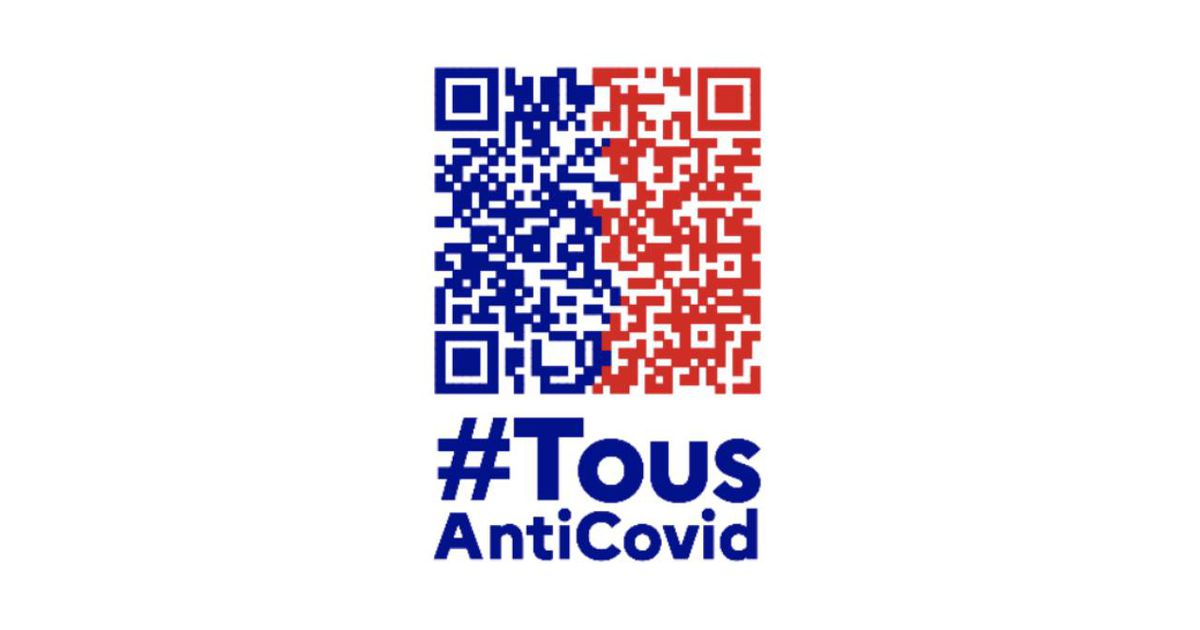 Logo TousAntiCovid