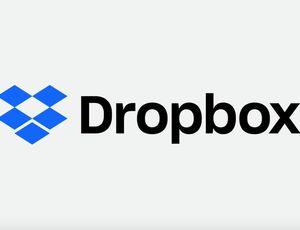 Le logo de Dropbox