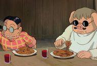 réplique réelle des plats présents dans les films du studio Ghibli