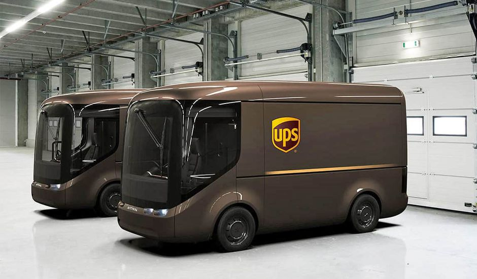 camions UPS