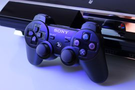Manette de PlayStation Sony