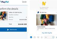 paypal : extension de paiement sur Messenger