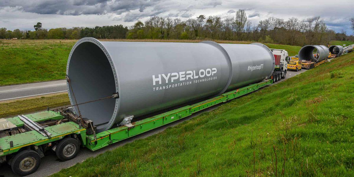Hyperloop commence la construction de sa première ligne d'essai à Toulouse