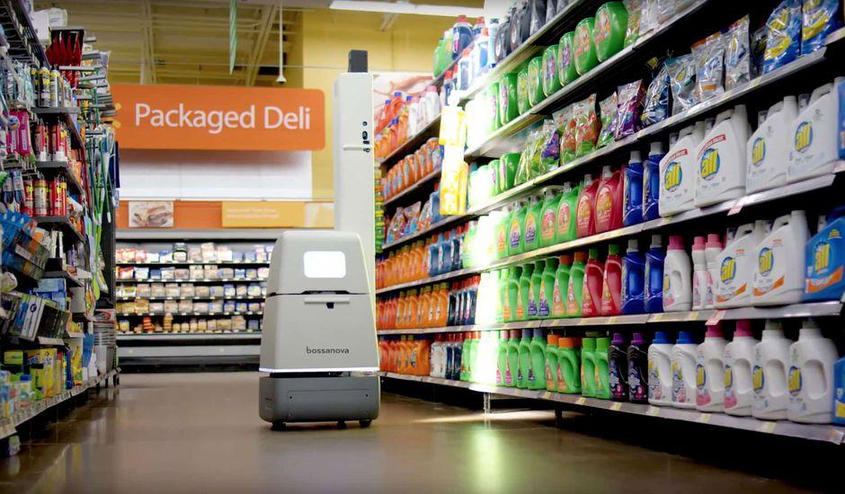 Walmart Bossa Nova Robotics