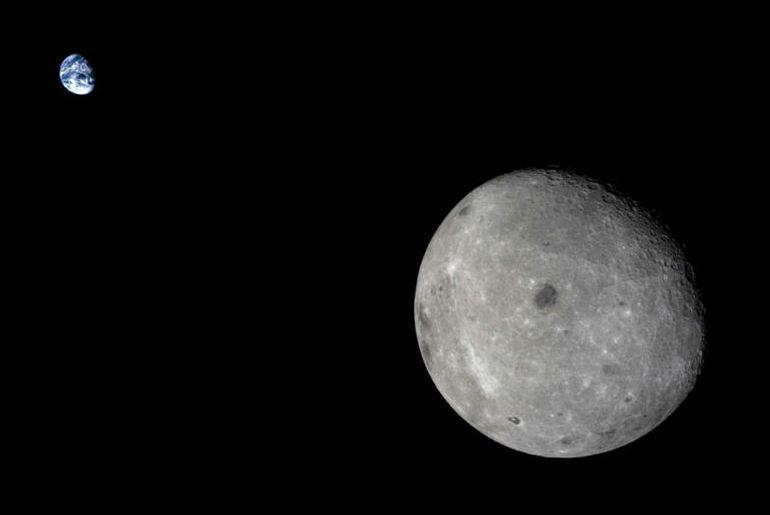La chine a visité la face cachée de la Lune avec un rover ce 2 janvier