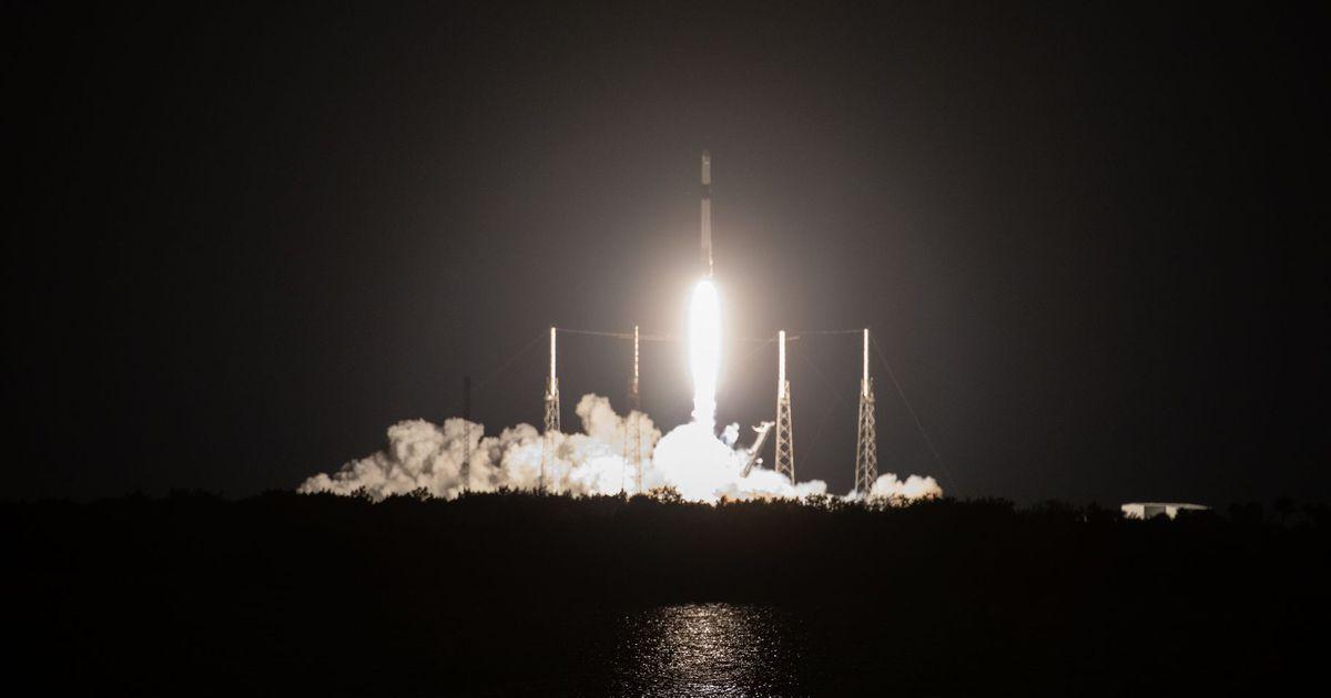 SpaceX : dernier lancement pour la première génération de la capsule Crew Dragon