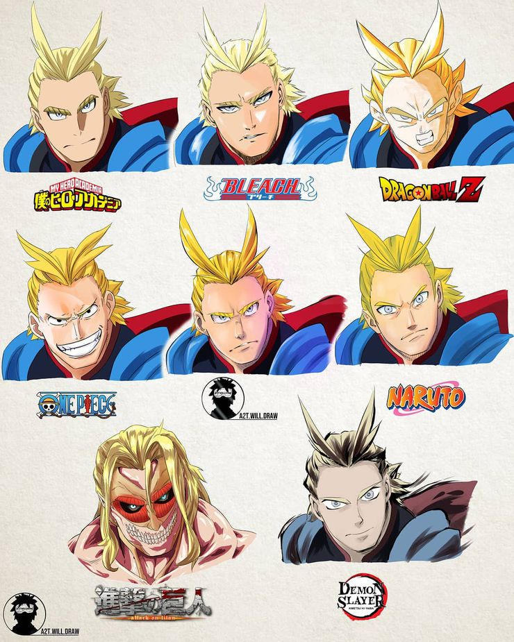 a2t.will.draw fanart manga my hero academia