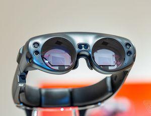 Image des lunettes Magic Leap Sennheiser
