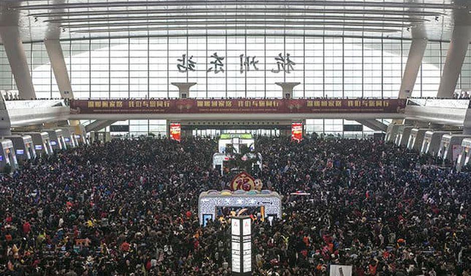Le système de crédit social en Chine a empêché des millions de trajets en avion et en train