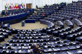 L'article 13 a été approuvé par le Parlement européen.