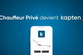 Chauffeur privé devient Kapten !