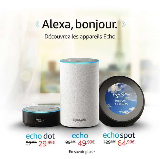 acheter amazon echo france