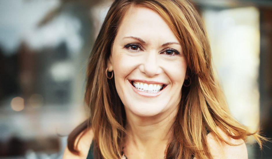 Un portrait de Peggy Johnson, PDG de Magic Leap.