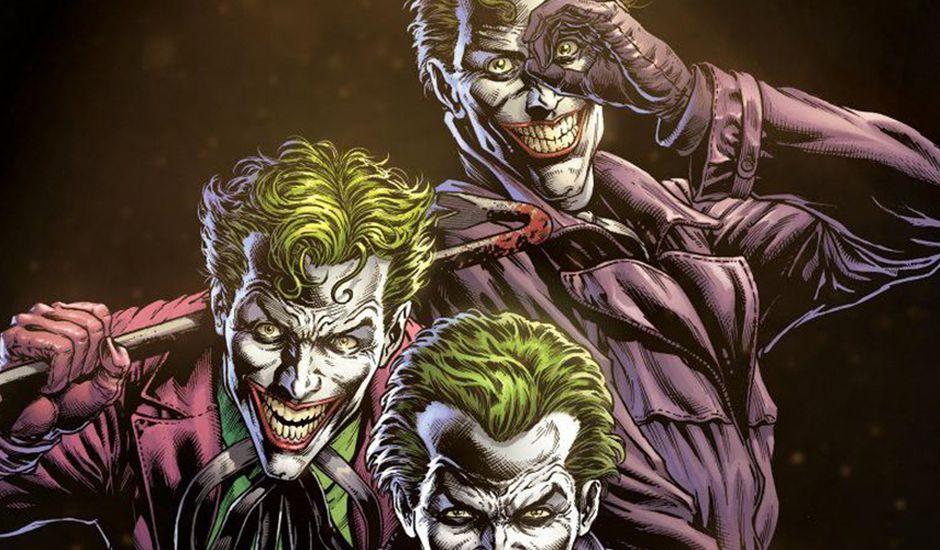 Batman : Three Jokers débarque bientôt.