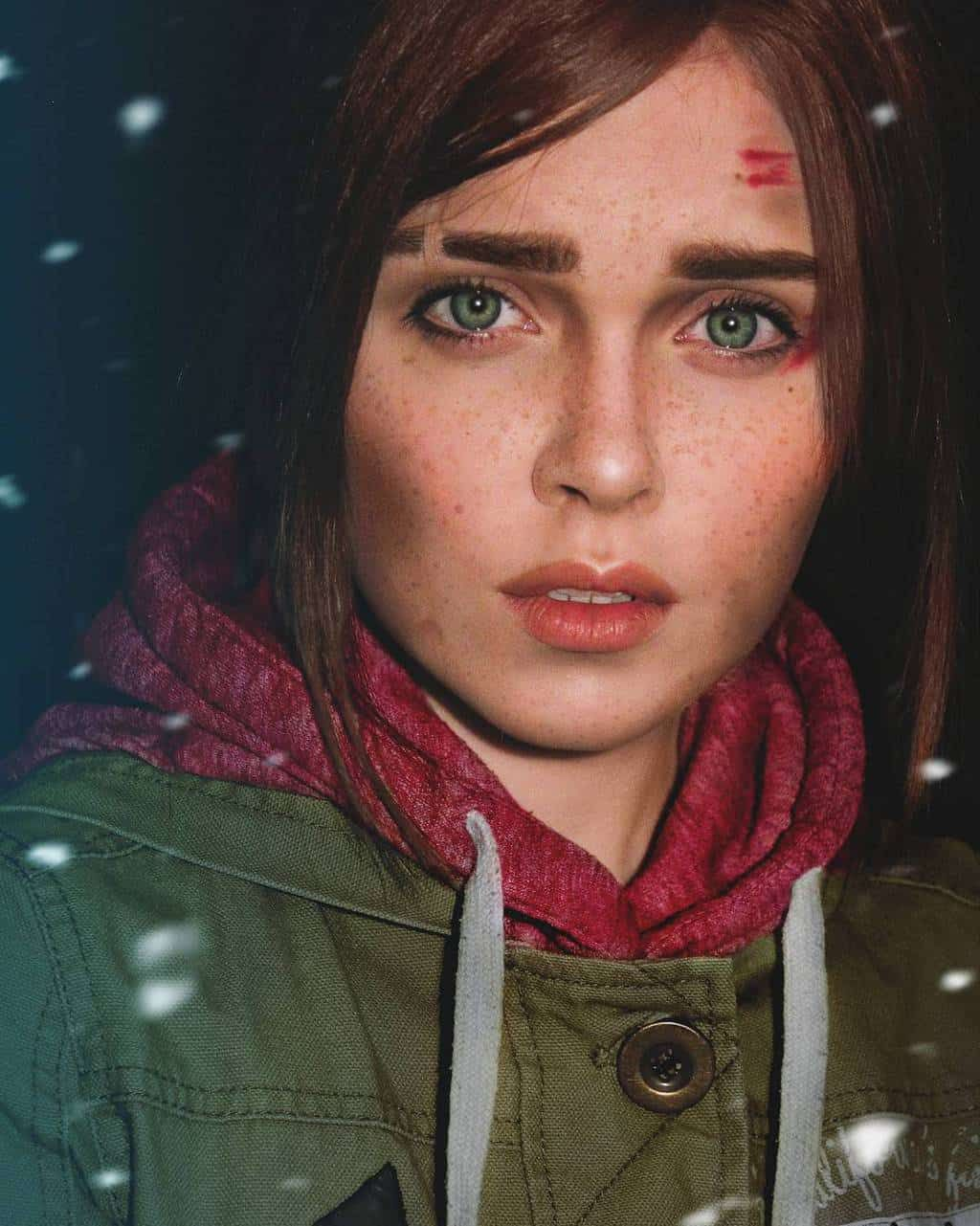 cosplay the last of us ellie