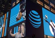 Aperçu d'une publicité AT&T.