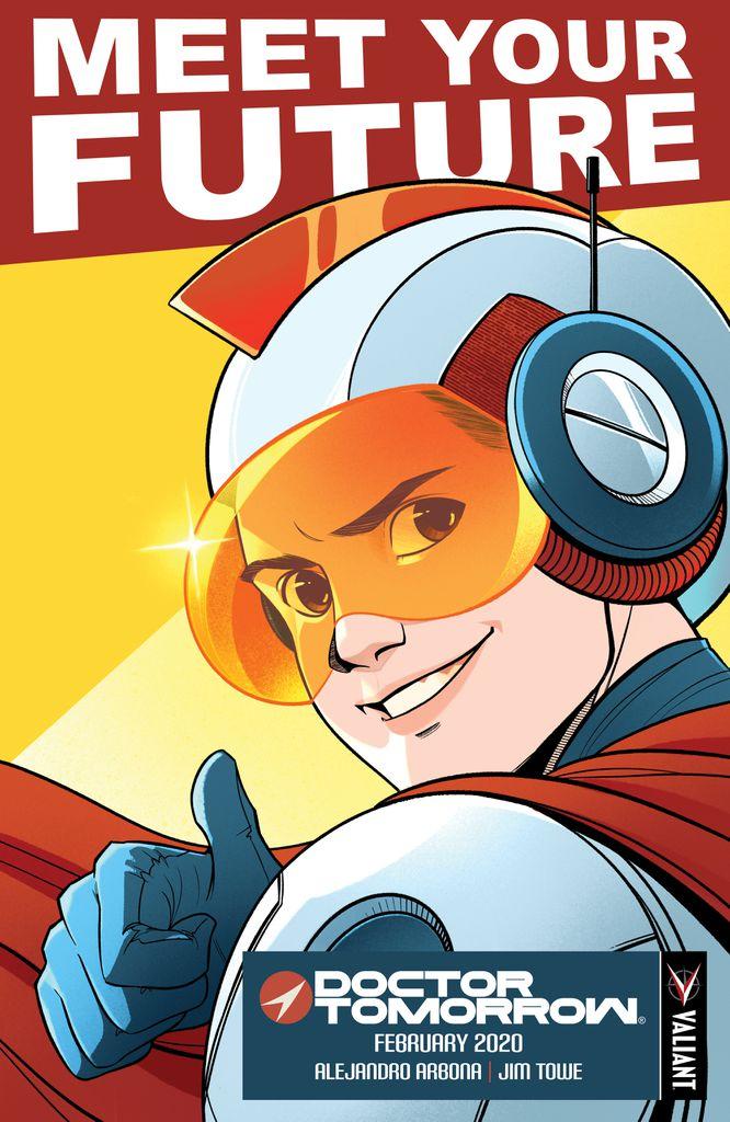 valiant comics couverture 2020