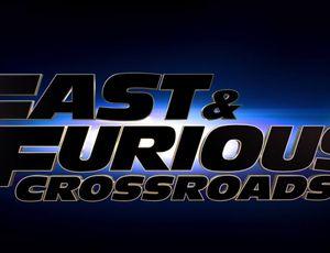 Logo de Fast and Furious : Crossroads