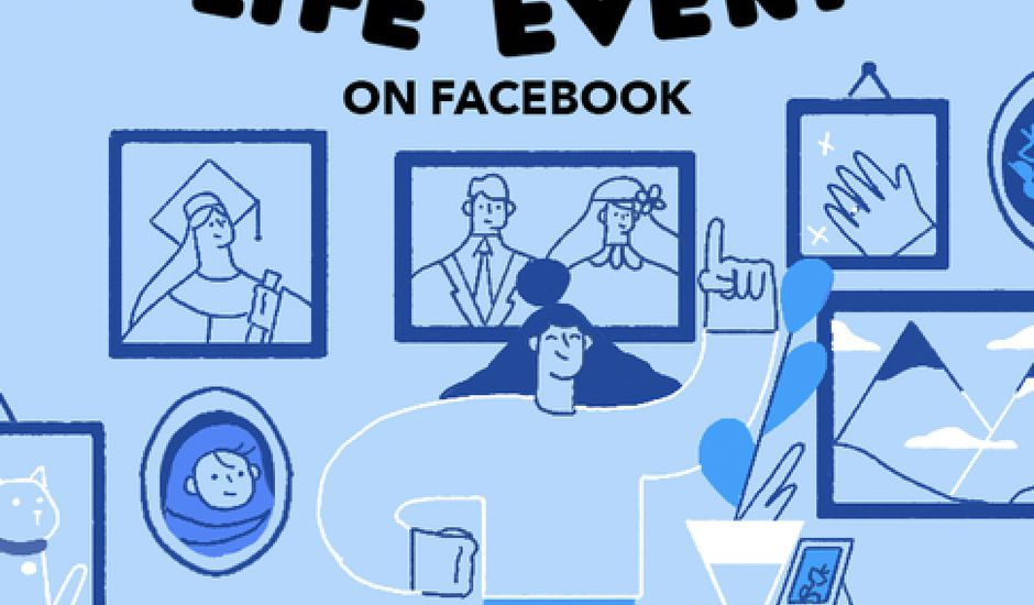 Facebook annonce un renouveau pour vos évènements marquants