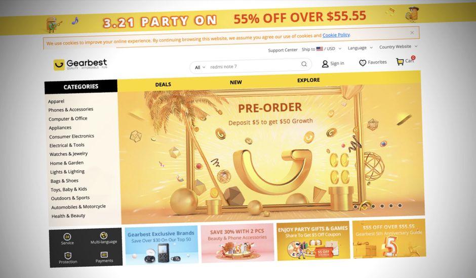 Une faille de sécurité découverte chez le géant chinois de la vente en ligne Gearbest, a exposé les informations contenues dans plusieurs millions de commandes.
