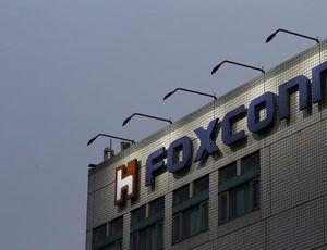 Aperçu des bureaux de Foxconn.
