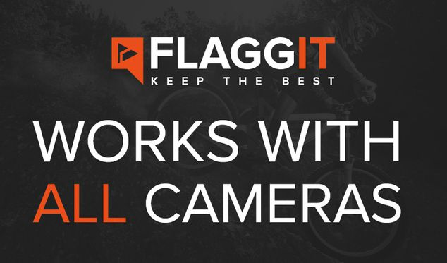 Works with all cameras