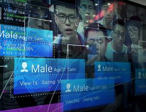 """Une """"super caméra"""" pour la reconnaissance faciale en Chine"""