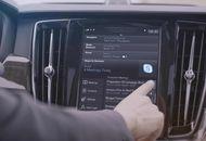 Skype-Volvo