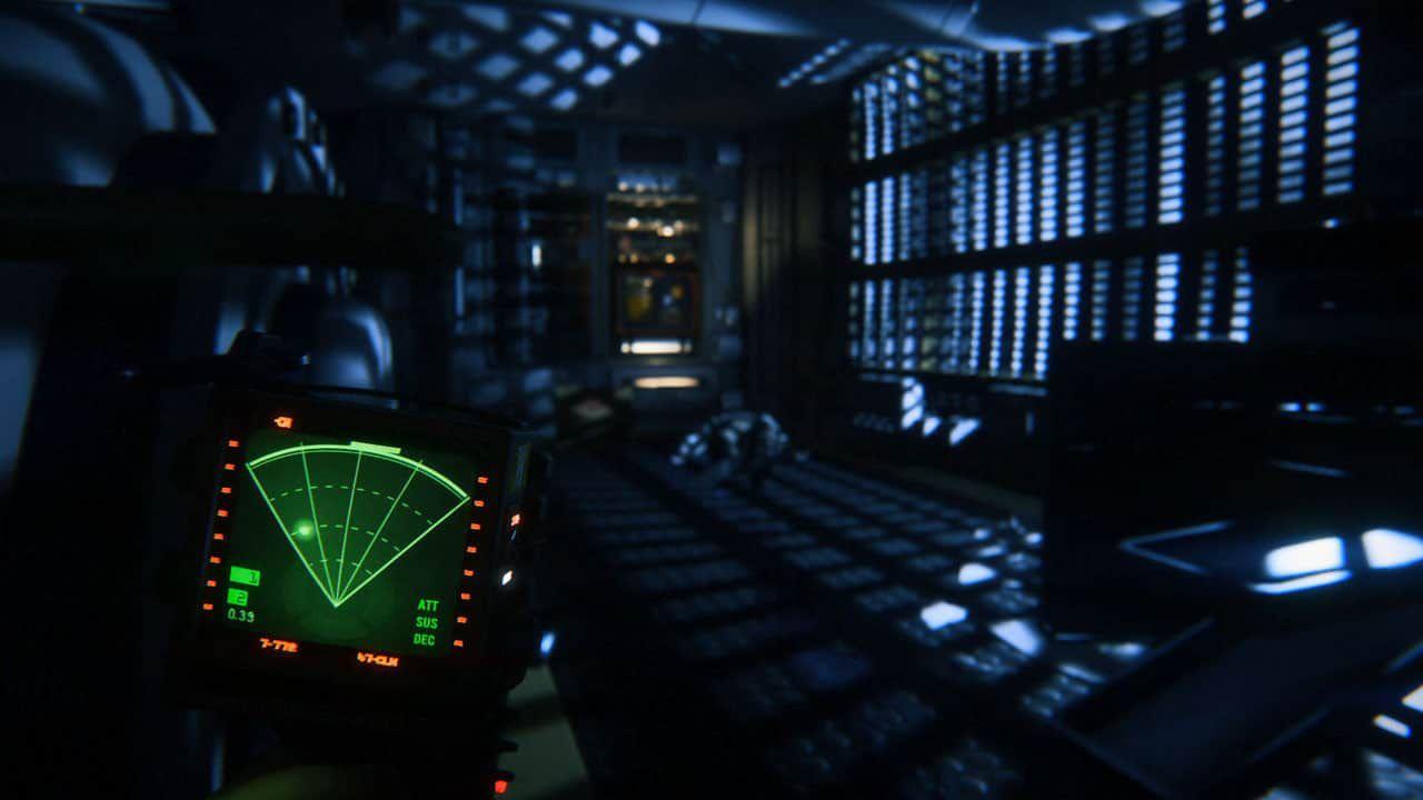 Alien : Isolation le jeu vidéo