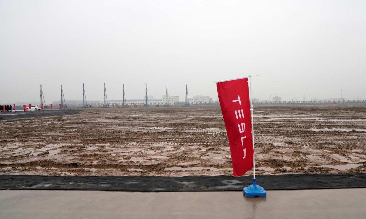 LG pourrait fabriquer les futures batteries de Tesla pour sa gigafactory chinoise
